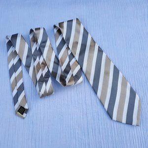 Donald J Trump Signature Collection Silk Necktie